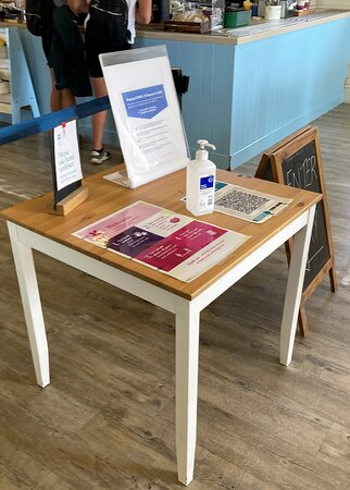 8.  Birling Gap Cafe, Birling Gap, East Sussex