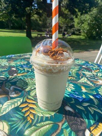 Biscoff Milkshake