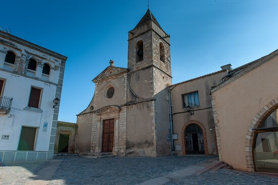 Placa de Iglesia (parking)