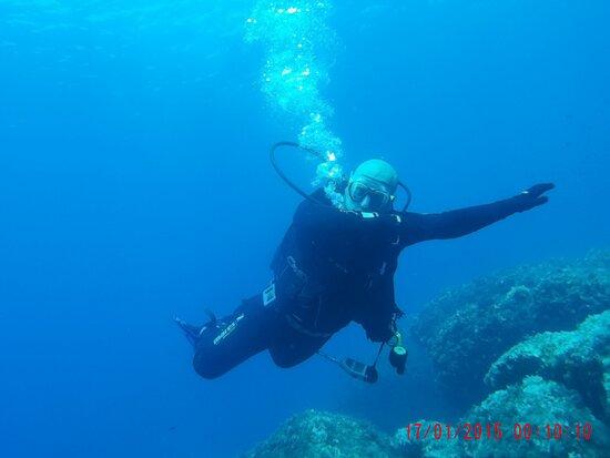 Diving dab