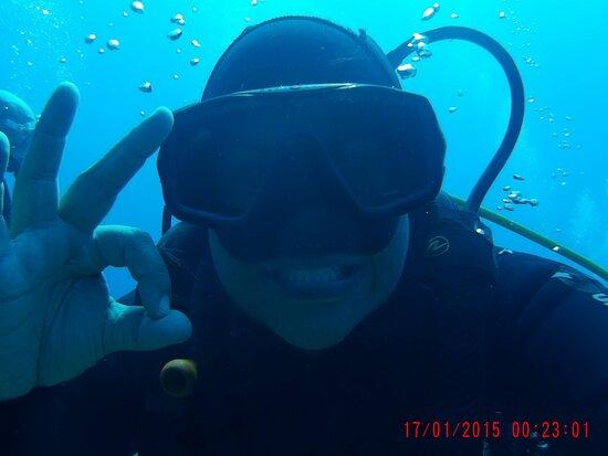 Cheeky selfy by Natalie :)