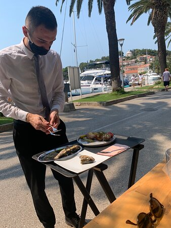 Pictures of Restaurant Bugenvila - Cavtat Photos - Tripadvisor
