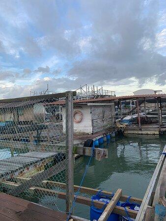 Фотография Let's Go Kelong Boat Tour at Pulau Ubin