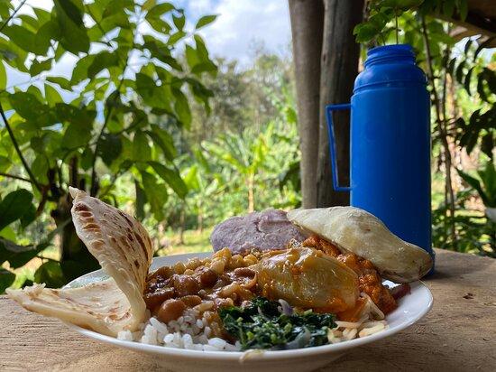 Arusha, Tanzania: Traditional Tanzanian food