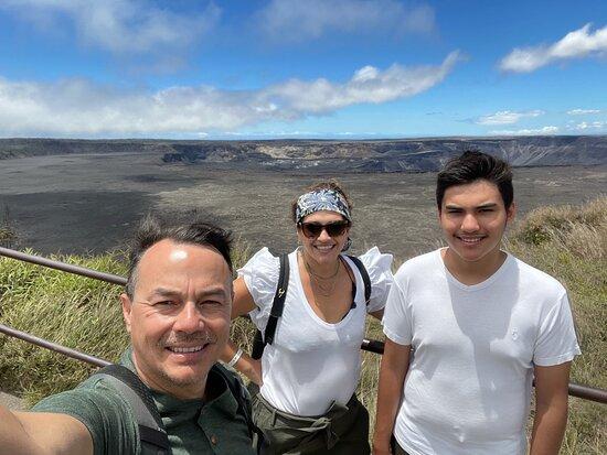 Фотография Гавайский вулканический национальный парк