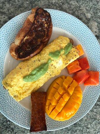 Breakfast at Siete Desayunos