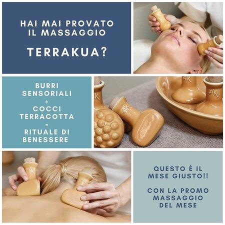 Massaggio TerrAKua: massaggio del mese giugno 2021