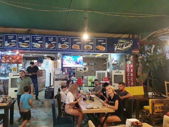 Gurme restaurant - Gurme Restaurant, Pamukkale Resmi - Tripadvisor