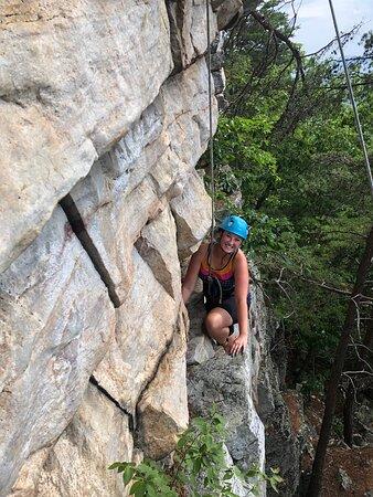 Vertical Adventure - A wonderful day climbing
