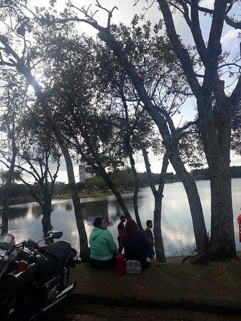 Lagoa!