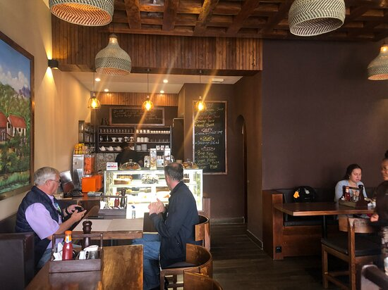 Arusha, Tanzania: Karibu coffee culture