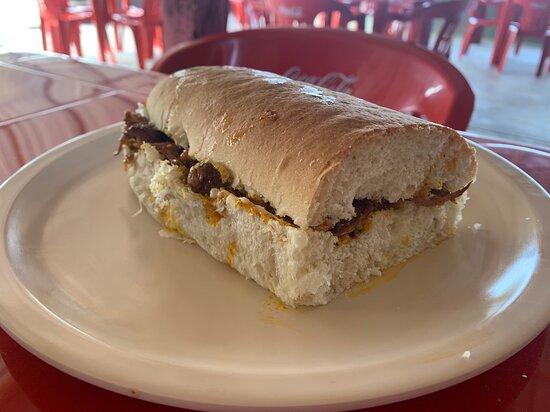 Ven a probar nuestras tortas de Cochinita Pibil