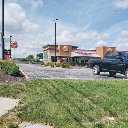 Burger king in Ashtabula Ohio