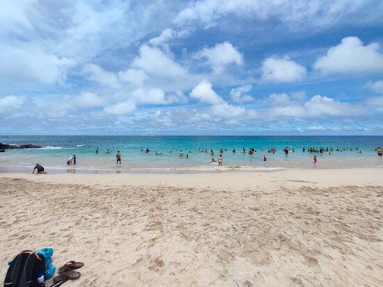 Magic Sands Beach