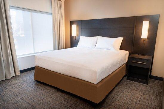 One-Bedroom Accessible Suite - Bedroom