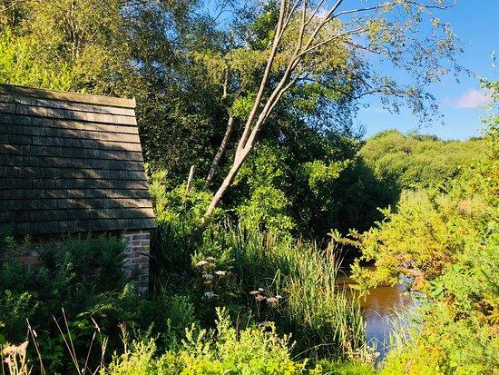 Lulworth estate permissive path walk