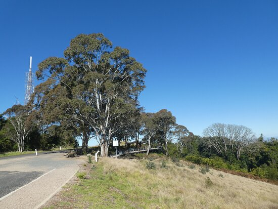 Fishers Lookout & Walking Track Entrance