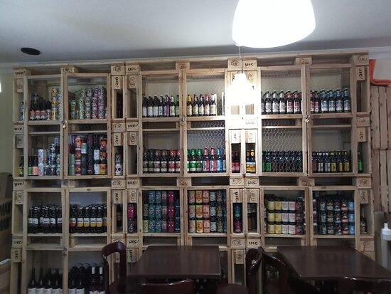 Szoda Bar (beer Bar)