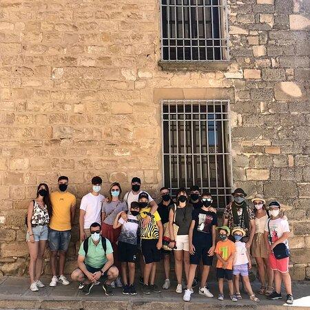 Visita guiada diurna en Úbeda, verano 2021. www.visitasguiadasubedaybaeza.com