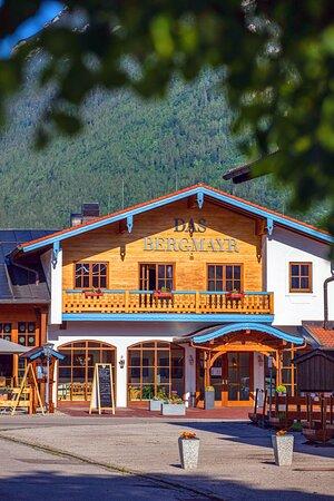 Eingangsbereich mit Terrasse