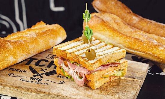 "Club Sandwich ""Sololaki"""