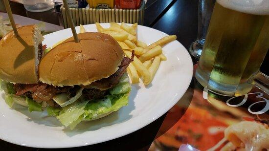 Fancy Burger