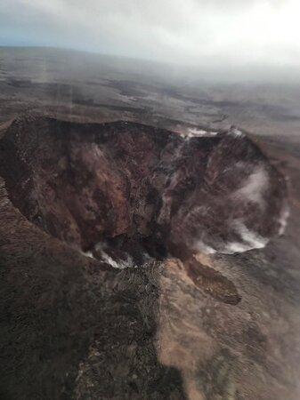 Kilauea vent, again