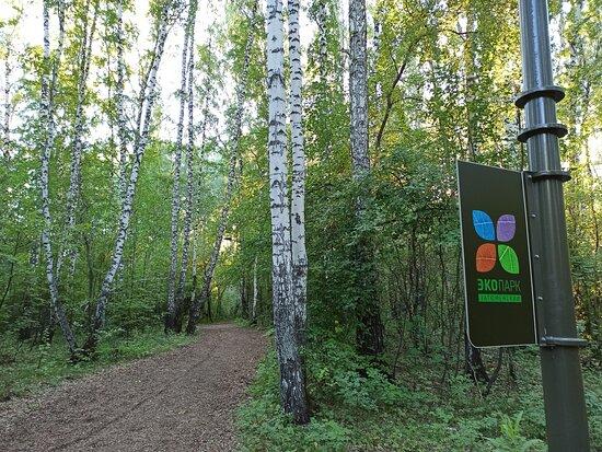 ECO Park Zatyumenskiy