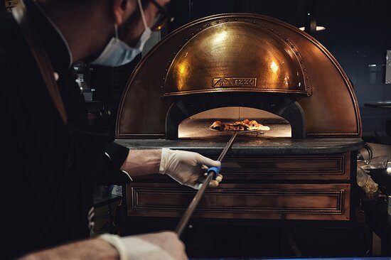 All our pizzas are prepared with love in a traditional neapolitan way