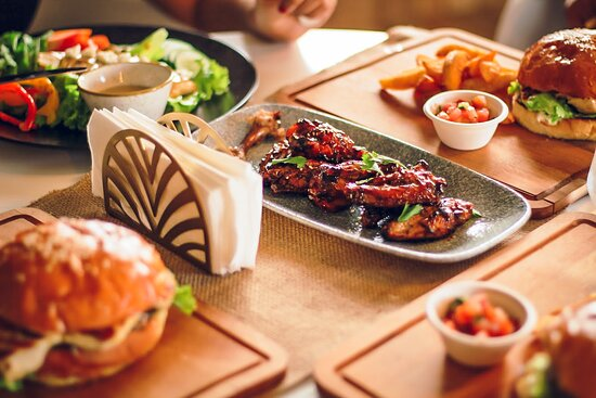 Whether you're in the mood for a feast or just something to nibble on - we've got you covered ;)