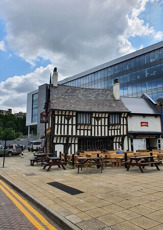 The Old Queens Head Sheffield.