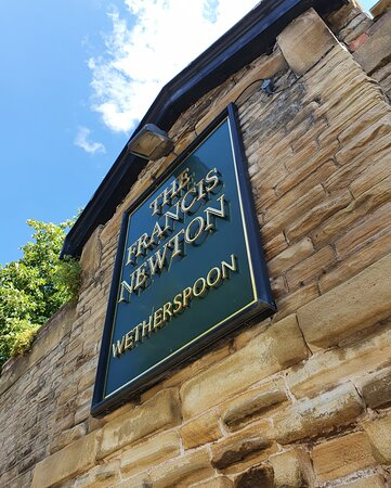 Wetherspoons The Francis Newton Sheffield.