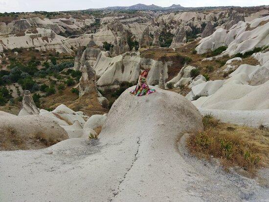 Nevsehir, Turkey: Wonderful ancient Valley with breathless scenery