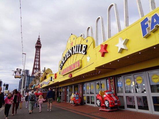 Golden Mile Amusements
