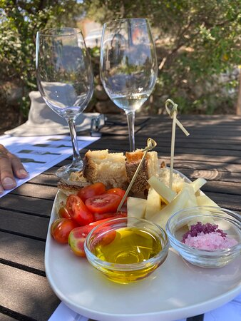 Gentilini Winery in Kefalonia, Greece. Such a delightful place. We highly recommend it!!!Sofia was such a delight and the wine was delicious!