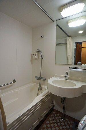 「きそ」特別室バスルーム