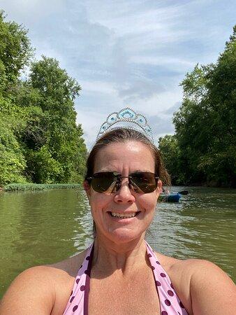 Celebrating my wife's birthday!