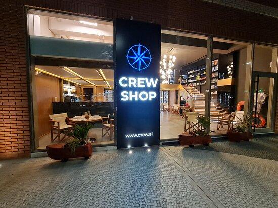 Crew Shop