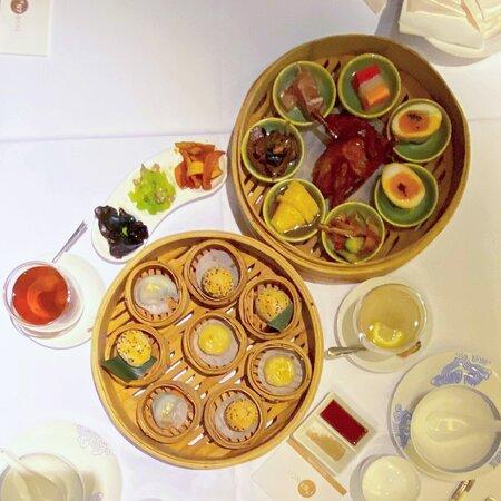 盛夏淮陽下午茶套餐