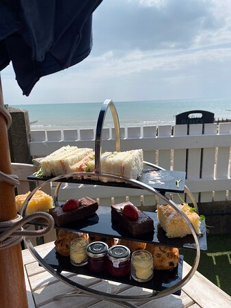 Afternoon Tea - excellent service, lovely location and delicious afternoon tea.