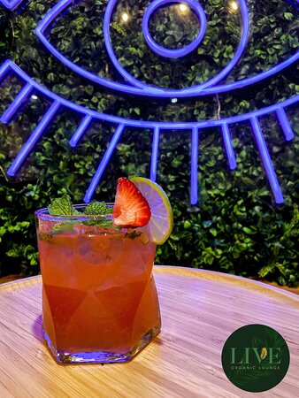 Best Selling Hand Crafted Strawberry Margarita