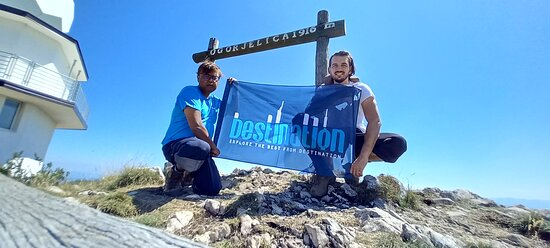 Mountain tour