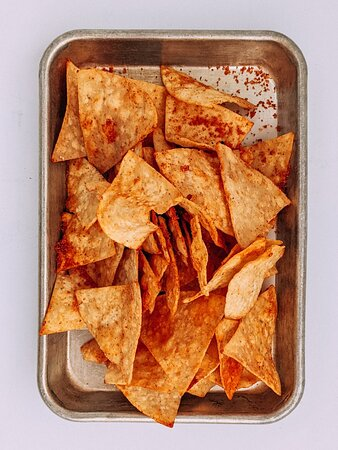 Chili Lime Chips