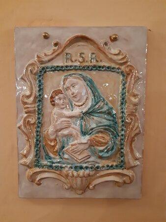 La Madonna del Faggio