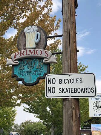 Primo Burgers is way more than burgers.  We enjoyed a large Greek salad and nachos.  Servings are large enough for two people if you are not big eaters.  And reasonably priced.  We loved it. Went twice during our stay in Tehachapi!