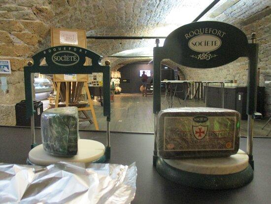 Société des Caves Roquefort - Visite des Caves