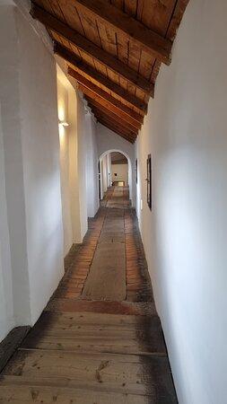 Fortress Hohensalzburg Admission Ticket: L'escalier historique