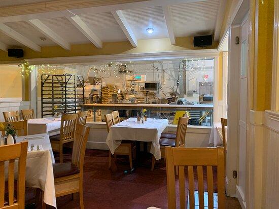 Chocolate Maven Bakery & Cafe Interior