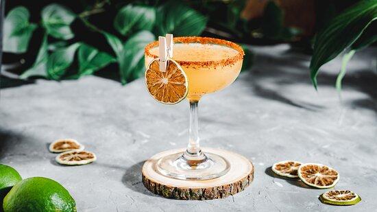 Spicy Parkland Margarita