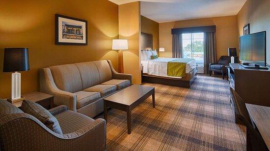 King Guest Suite